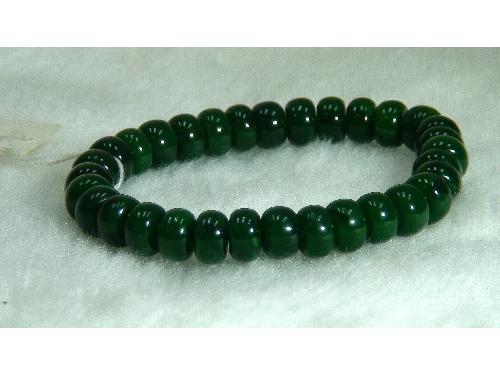 藝禪-綠蜜蠟手珠