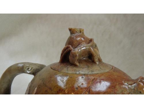 藝禪-壽山石壼