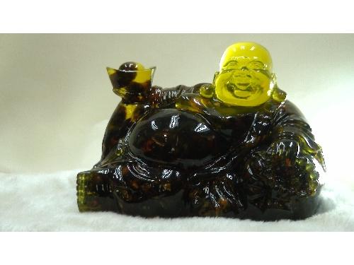藝禪-財神蜜蠟