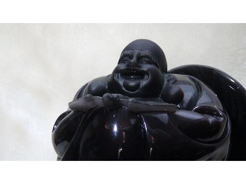 藝禪-黑曜財神-福在眼前