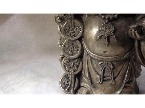 藝禪-招財銅財神