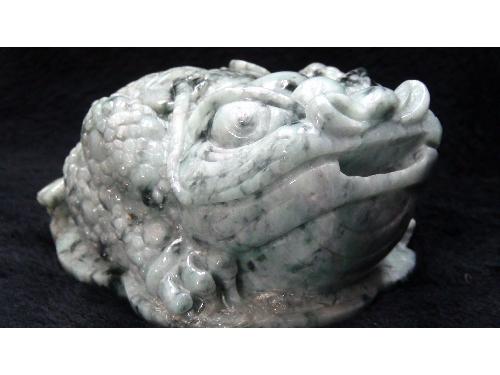 藝禪-玉蟾蜍