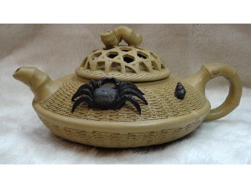 藝禪-紫砂藝術茶壼
