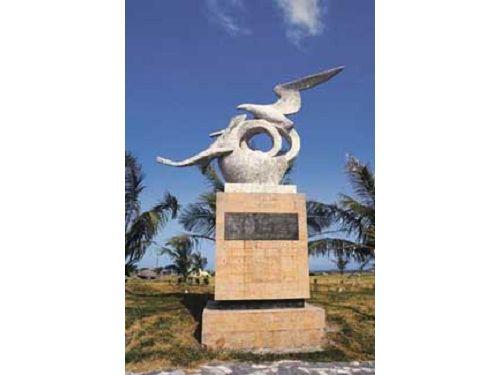 里報.tw-花蓮石雕景觀