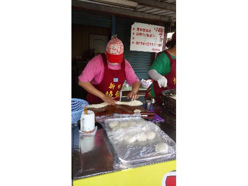 里報.tw-新化燒餅
