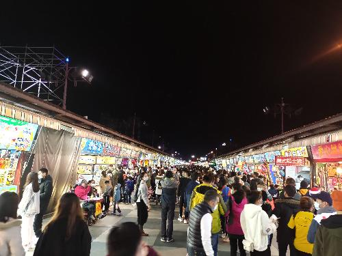 里報.tw-東大門夜市
