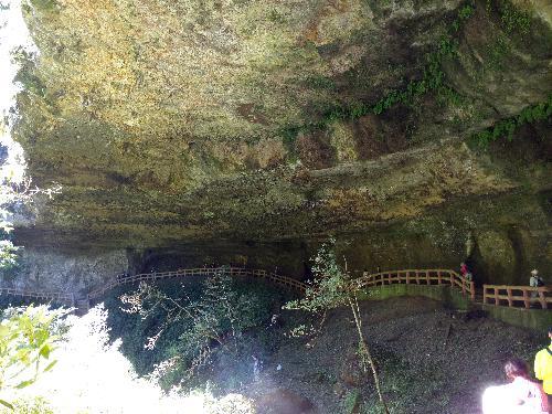 里報.tw-松瀧岩瀑布