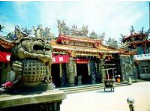 里報.tw-池府王爺廟
