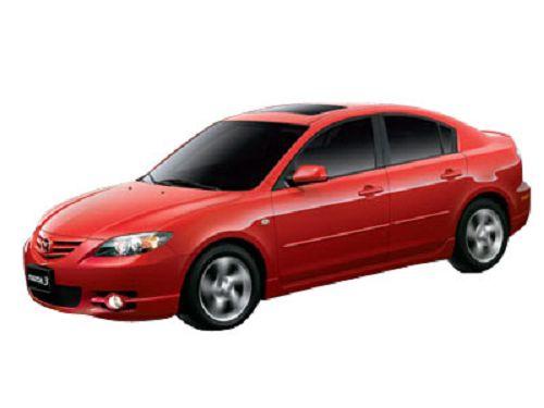 信義小客車租賃有限公司-馬自達 Mazda3