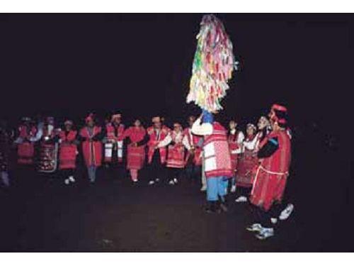 里報.tw-賽夏族矮靈祭(11月)