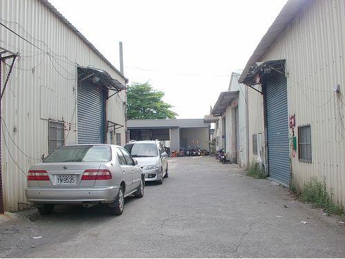中安優質廠房