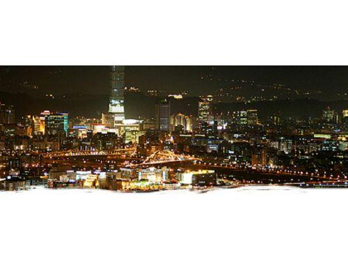 里報.tw-內湖碧山巖夜景
