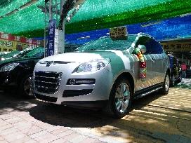 納智捷U722 轎式休旅車