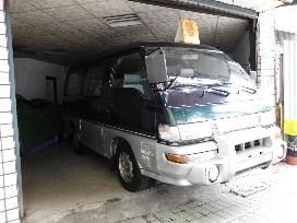 三菱DELICA客貨兩用車