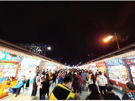 東大門夜市