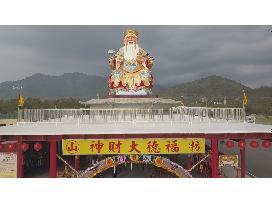 枋山八卦祖師廟(福德大財神土地公)