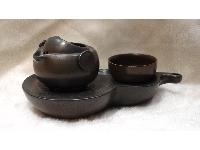 外出茶具組三件式