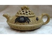 紫砂藝術茶壼