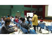 高雄市勞工局勞檢處舉辦「外籍勞工職災預防宣導會」