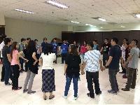 南市勞工局首創產官學合作身心障礙者穩定就業團體課程