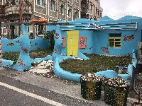 成龍村-水上藝術村