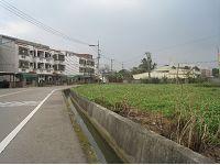 新坡雙面路配蓋農