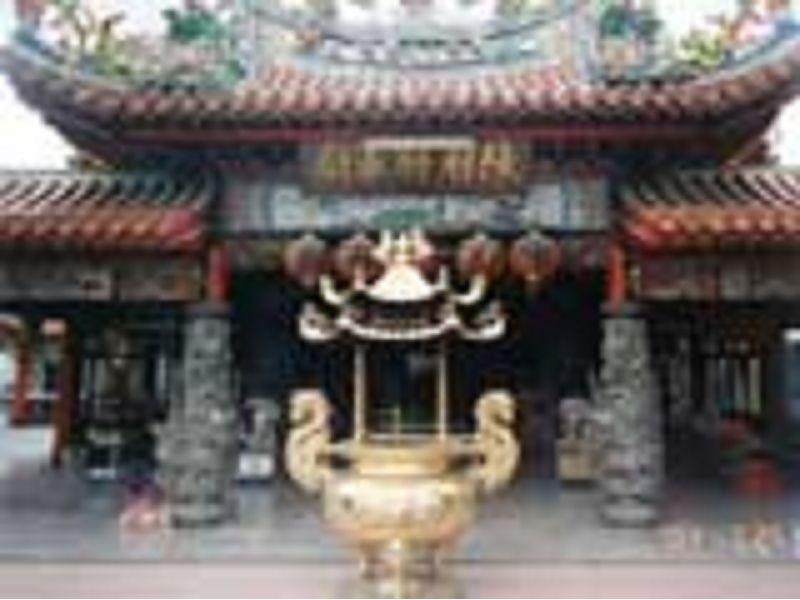 里報.tw-南埔陳將軍廟