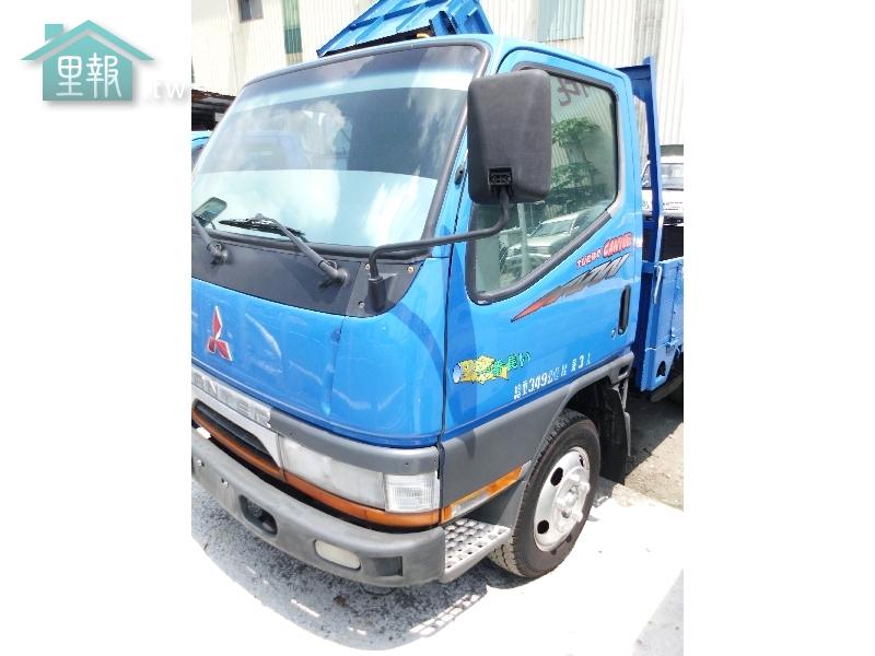 華大商務車-3.5噸堅達 耐操好用