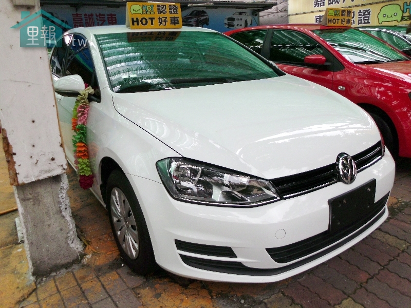 hot嘉誠汽車-GOLF 5人轎式休旅車
