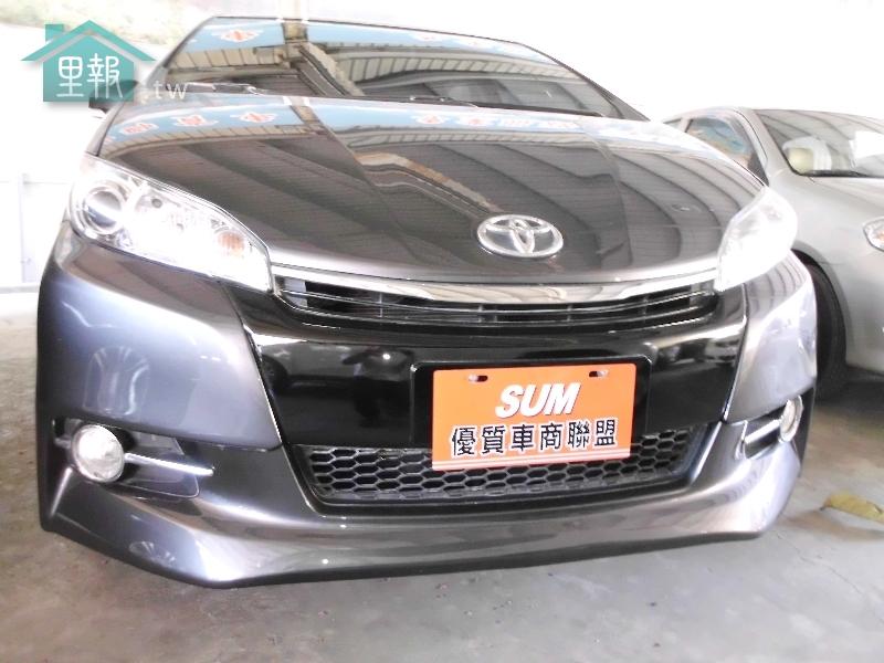 SUM優質車商聯盟-豐田7人 休旅車