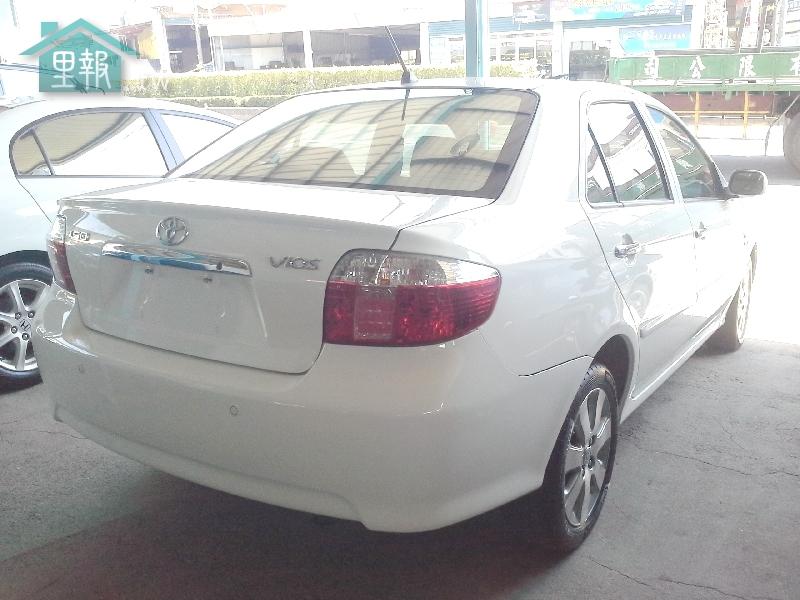 鴻福汽車商行-頂級E版 VIOS 省油小車