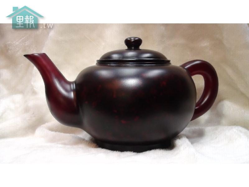 藝禪-血珀大茶壼