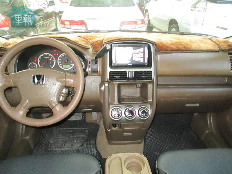 -CRV 2.0 天窗4WD