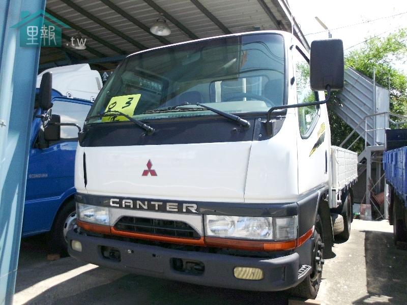 鴻福汽車商行-三菱 堅達 3.5T 好用商用車