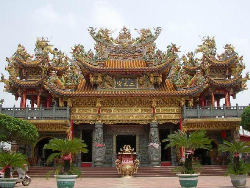 里報.tw-麻豆三元宮三元真君尪祖廟