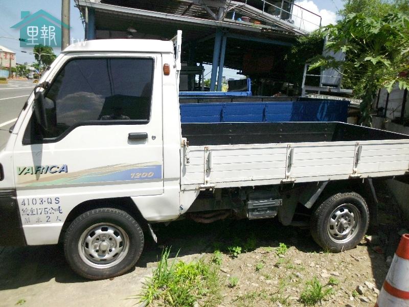 鴻福汽車商行-VARICA 商用小貨車