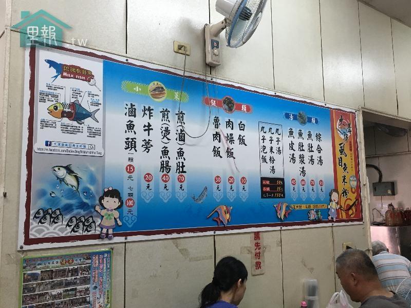 里報.tw- 大溝頂虱目魚米粉湯