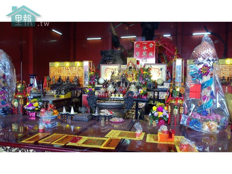 里報.tw-旗山開基八路財神廟