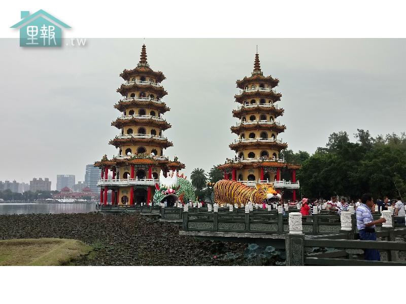 里報.tw-蓮池潭風景區