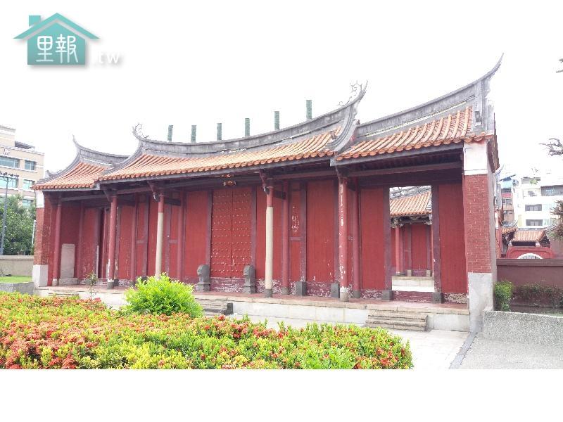 里報.tw-彰化孔廟