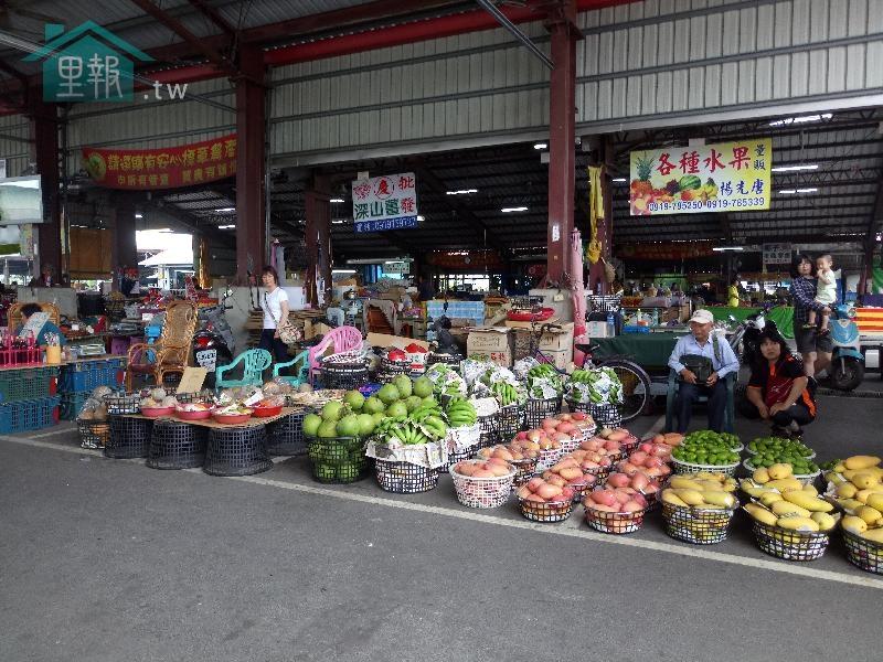 里報.tw-玉井區青果集貨市場