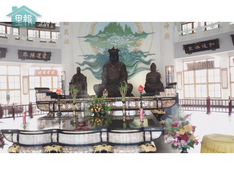 里報.tw-臺灣天壇(玄華山文化院)