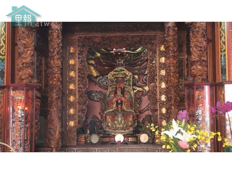 里報.tw-北極殿玄天上帝廟