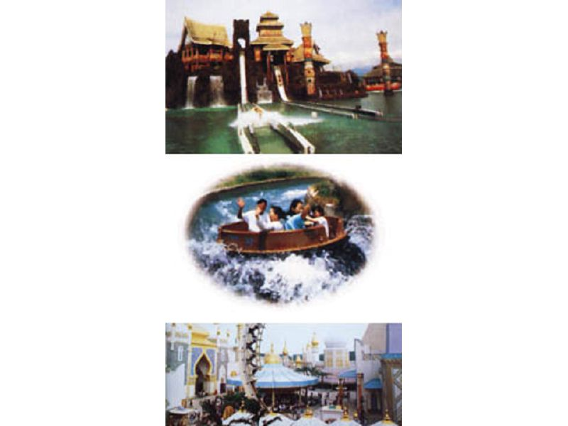 里報.tw-六福村主題遊樂園