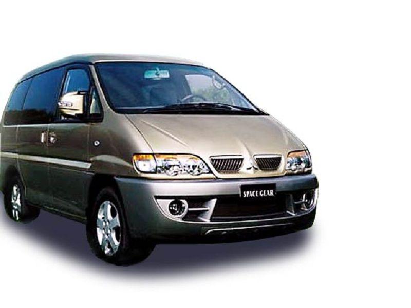 泰和小客車租賃有限公司-三菱 SPACE GEAR
