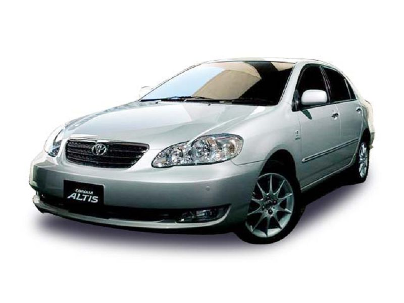 泰和小客車租賃有限公司-豐田 ALTIS