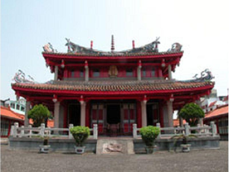 里報.tw-宜蘭孔子廟