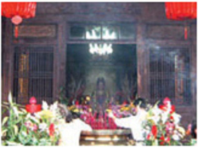 里報.tw-新竹金山寺